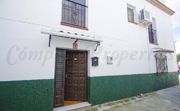 Townhouse in Canillas De Aceituno