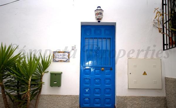 Apartment in Cómpeta