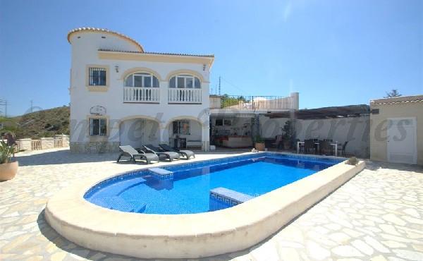 Villa i Cómpeta