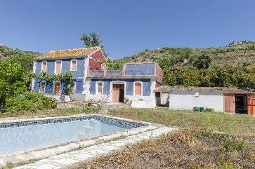 Country Property in Árchez