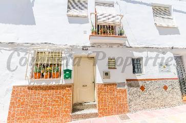 Townhouse in Cómpeta