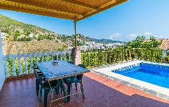 TRCP043, Country Property in Frigiliana
