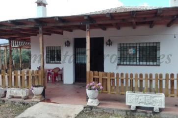 Landhaus in Riogordo